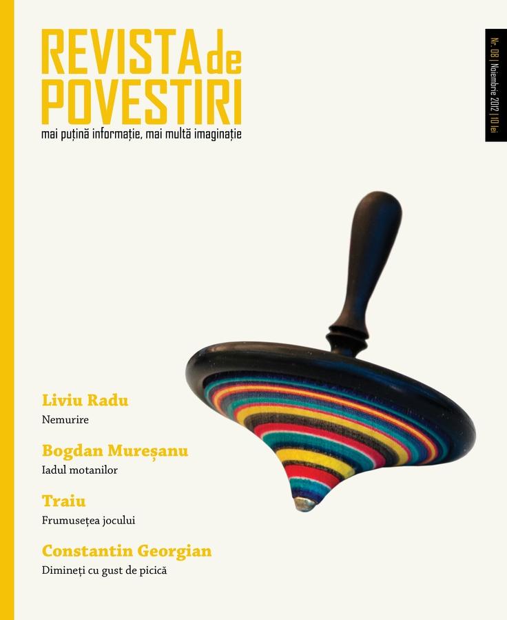 Revista de Povestiri nr. 8