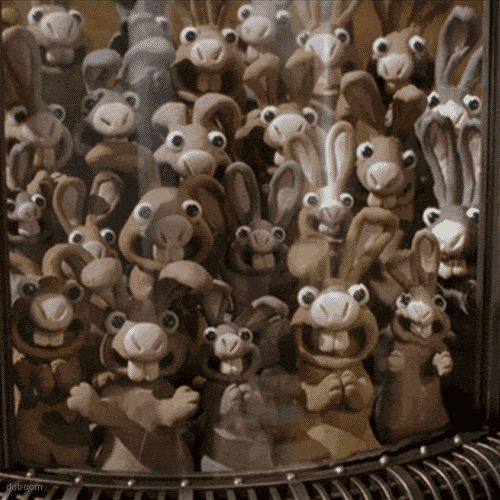 Wallace & Gromit: The Curse of the Were-Rabbit (2005)   Community Post: 22 Animated Films And TV Episodes You Need To Rewatch This October
