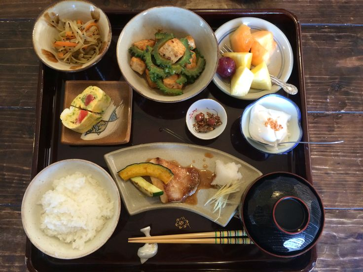 okinawa 朝食