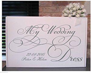 1000 Ideas About Wedding Dress Storage On Pinterest