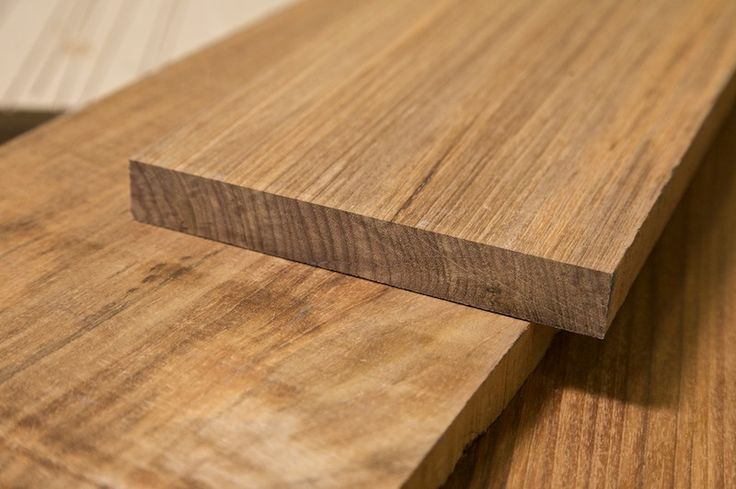 Teak Lumber - Friendly Service, Fast Shipping Woodworkers Source
