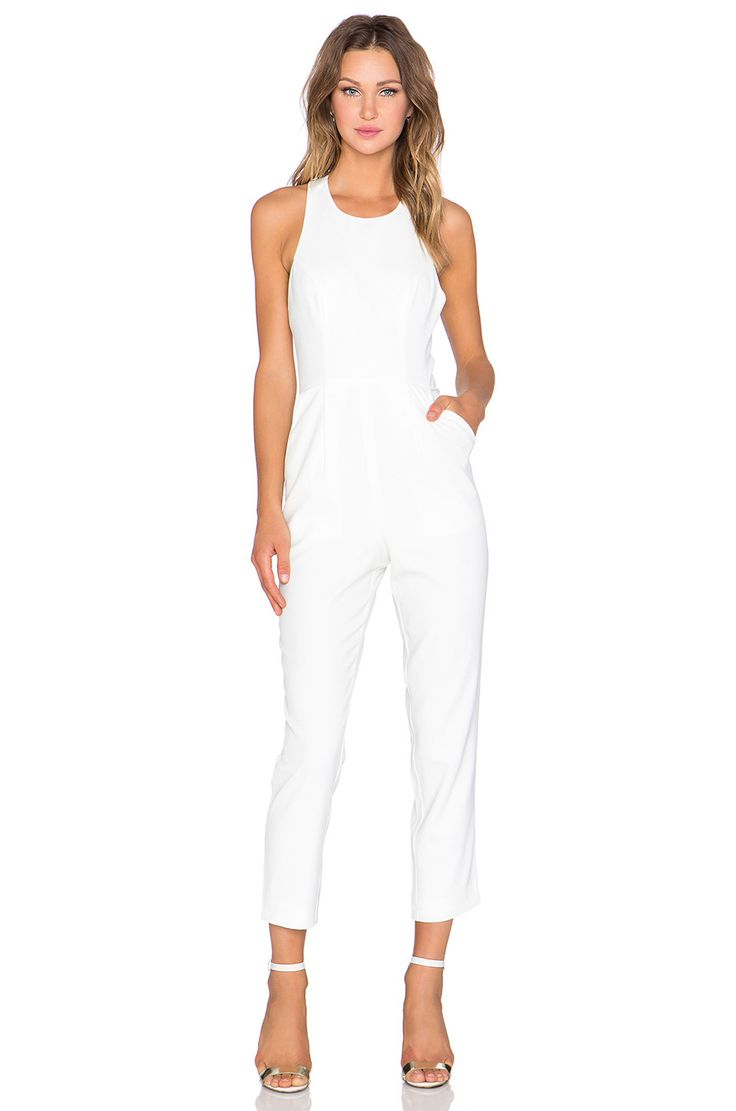 Take A Bow Jumpsuit