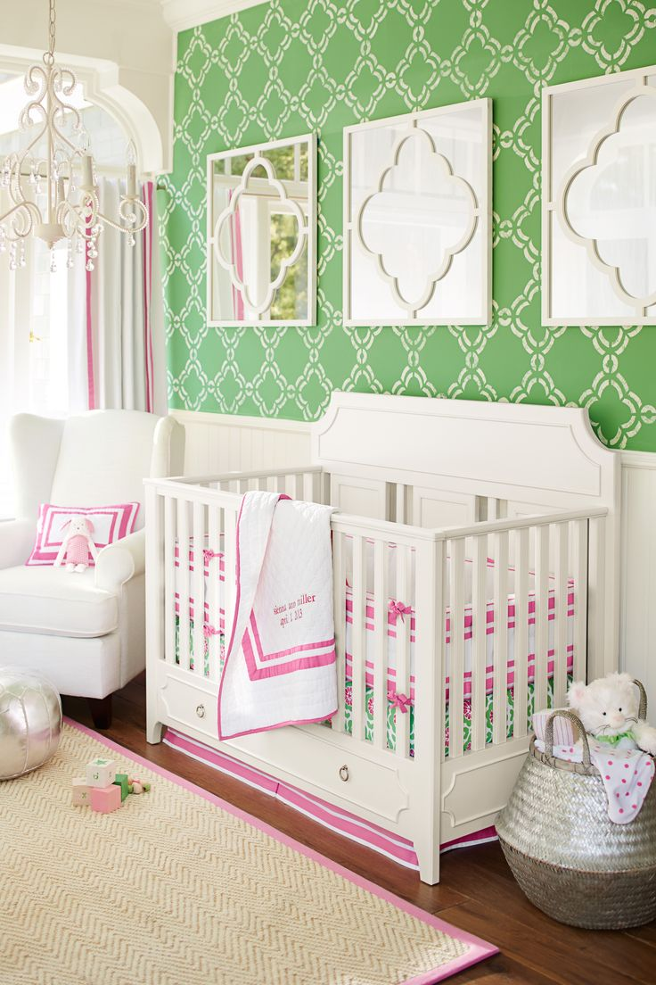 Pottery barn kids sleigh crib - 17 Best Images About Spring Inspired Nursery Pottery Barn Kids On Pinterest The Potteries Bassinet And Ruffles