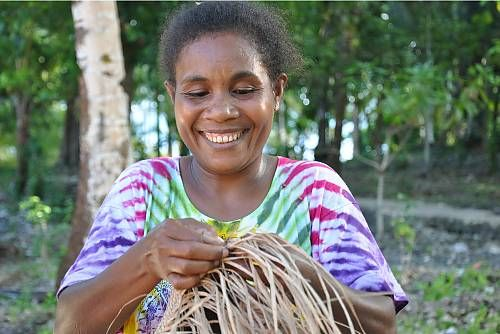 http://www.unesco.org/culture/ich/en/USL/noken-multifunctional-knotted-or-woven-bag-handcraft-of-the-people-of-papua-00619