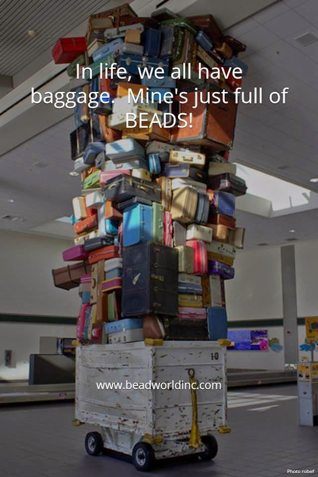 beading the quot bead world quot way in we all baggage
