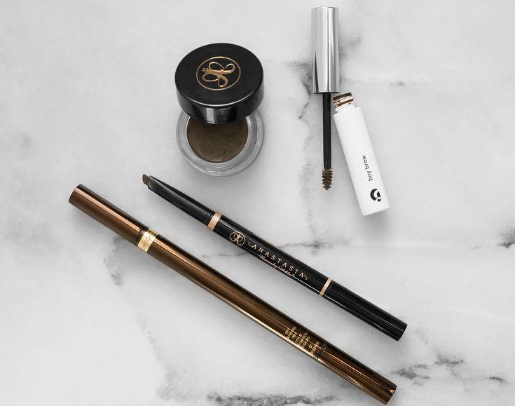 2017 Makeup Favorites - Brows and Liner
