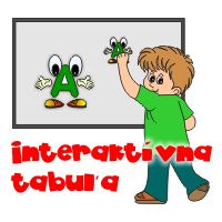interaktívna tabuľa