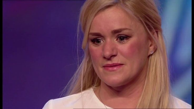 Bgt rachael wooding with you from ghost the musical