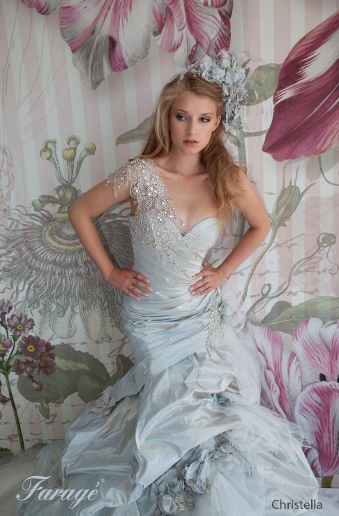 Faragé Wedding Gown - Christella