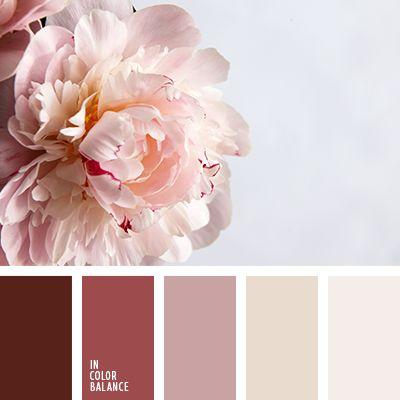 бордово-розовый, бордовый, коричнево-розовый, оттенки бежевого, оттенки бордового, оттенки кирпичного цвета, оттенки коричнево-розового цвета, оттенки красно-коричневого, оттенки пыльного розового, пастельные тона красного, телесный, цвет