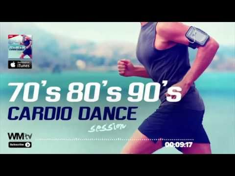 Hot Workout    70's 80's 90's Cardio Dance Hits Session 135   150 BPM   ...