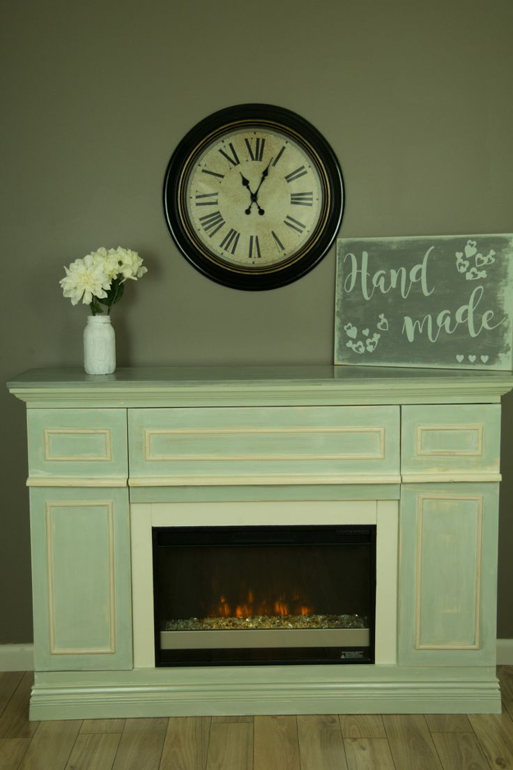 best 25 faux fireplace insert ideas on pinterest