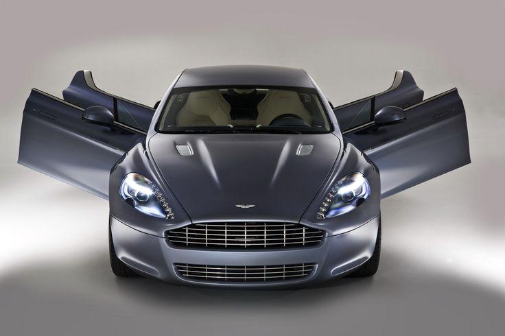 New in February: Aston Martin Rapide S | Luxury Door