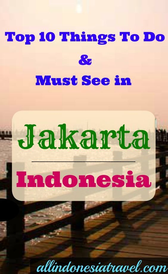Top 10 Things To Do and Must See in Jakarta | If you are only in Jakarta for a day or even a week or more, there are bound to be places of interest to you. Jakarta is filled with sightseeing and tourist attractions, lots of shopping malls and hidden back streets for nightlife, food and fun. | http://allindonesiatravel.com/
