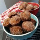 Paleo pumpkin spice poppers – Cakes & Weights