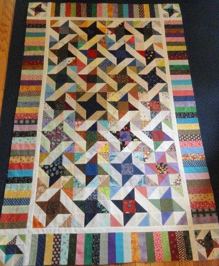 Signature Friendship Star Quilt Signature Quilts Quilts