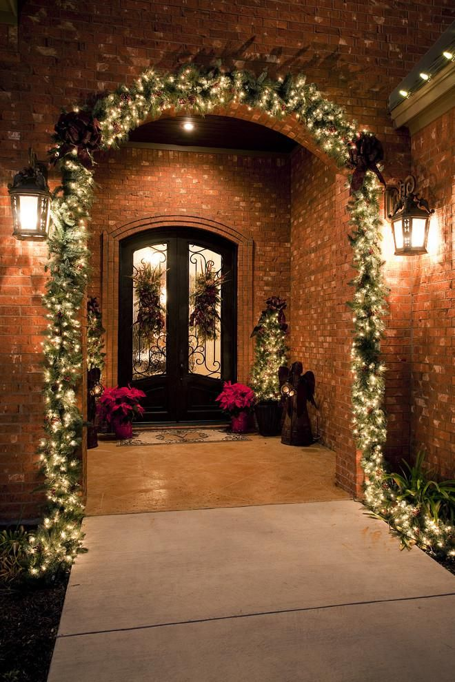 Decorating How To Design Front Yard Landscape Outdoor Christmas Light Decorating Ideas Christmas Decoration Storage Containers 660x990 Large Outdoor Christmas Decorations Front Yard Landscape Design Plans