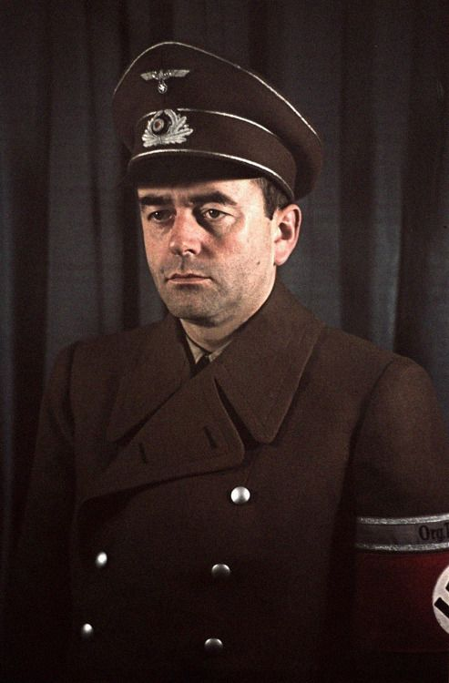 Albert Speer, The Ambitious Young Architect Who Rose To Prominence Within The Nazi Party
