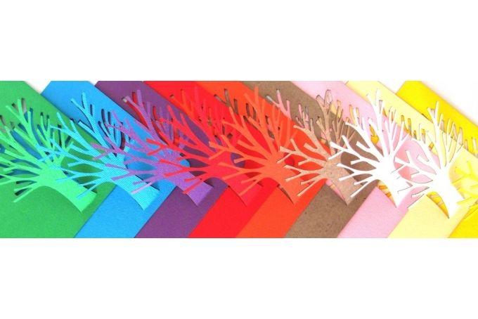 Popup Postcard - Tree by simpleintrigue