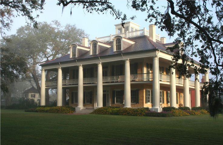 plantation garden New Orleans | Houmas House Plantation, ©New Orleans Plantation Country