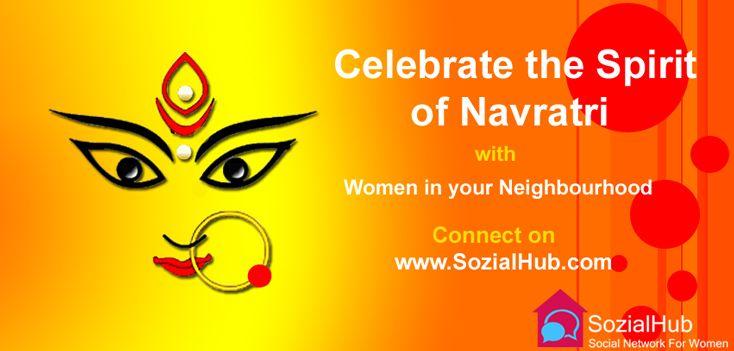 Happy Navratri, everyone! #SozialHub