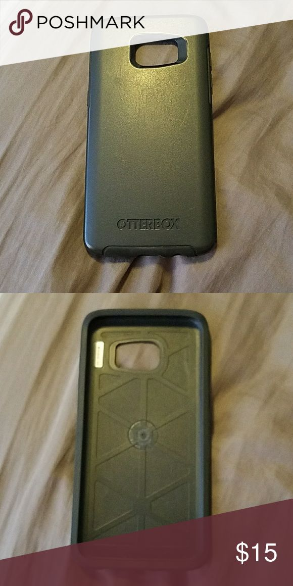 Otterbox for Samsun galaxy S7 edge S7 edge otterbox. EUC. Accessories
