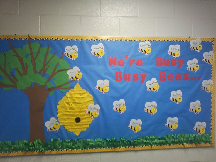 Bee Bulletin Board!!
