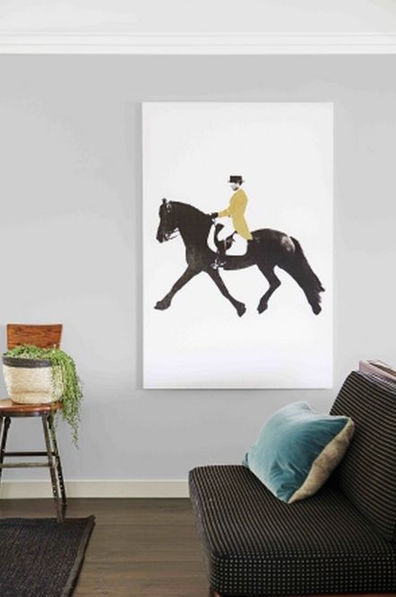 Screen Printed Embroidered Equestrian Wall Art: Pennies Farthing, Screens Prints, Prints Embroidered, Jackets, Embroidered Hors, Equestrian Style, Horses Wall Art, House, Equestrian Decor