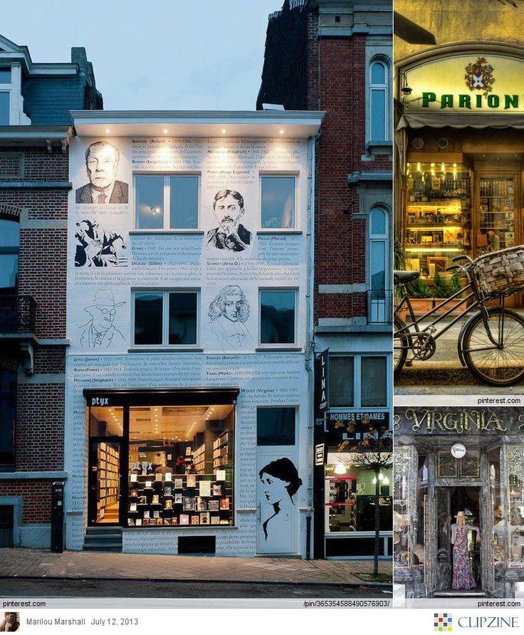 Quaint Shops & Cafes