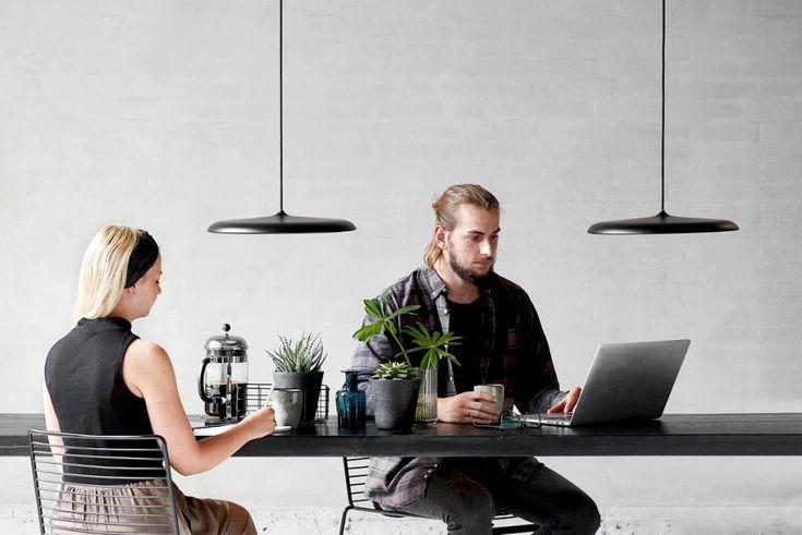Nordlux Artist 40 - Hanglamp - Zwart - Online te koop bij DUURK, het beste voor elk interieur