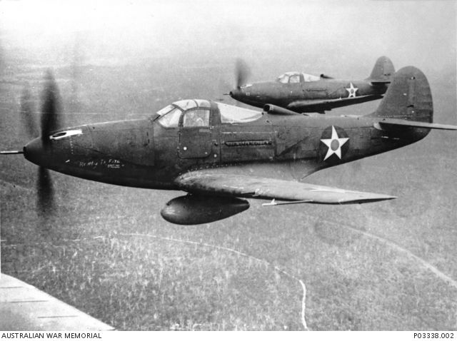 australia and us relationship ww2 airplane