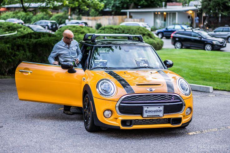 MINI Cooper | MINI | MINI in Denver | Yellow MINI Cooper | Miniac | MINI USA | Dream MINI Cooper | Cars | Car photography | Schomp MINI | an original @schompmini pin