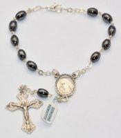 Lourdes Car Rosary Beads.
