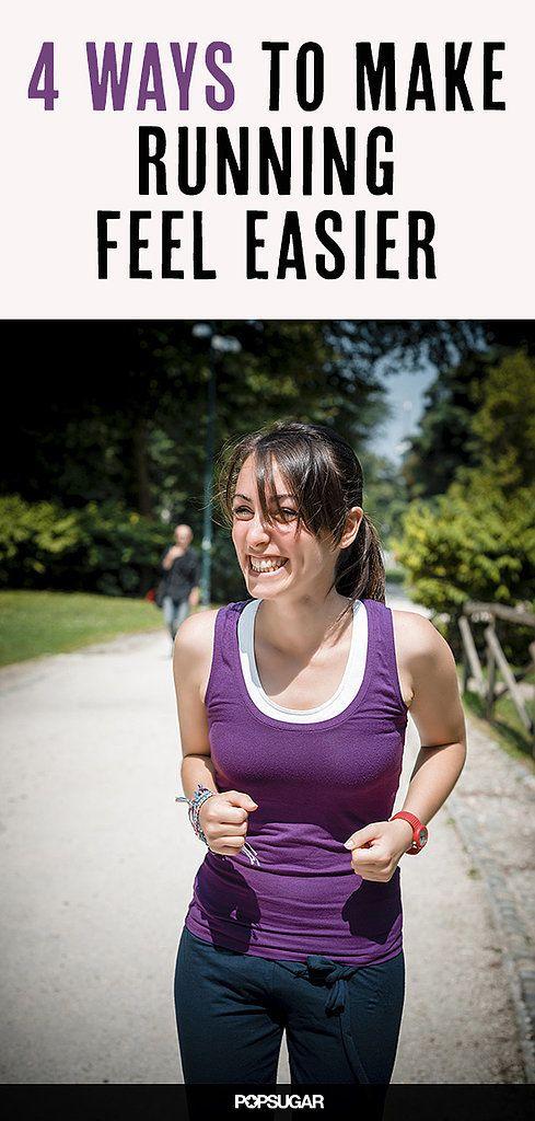 How to Make Running Feel Easier, Instantly