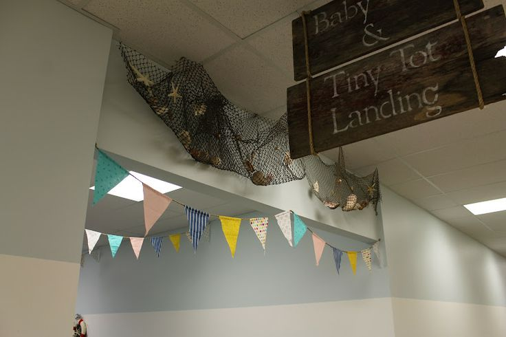VanHook & Co.: Church Nursery Decorating