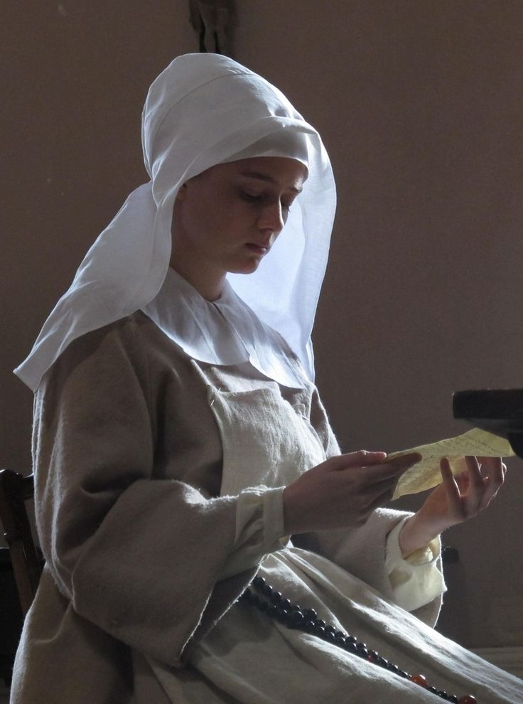 """La Religieuse - Pauline Etienne is """"The Nun"""", in the 2013 French adaptation of the book by Diderot. She plays a Catholic girl in 1760's France who is forced by her family to enter a convent and suffers at the hands of Mother Superiors"""