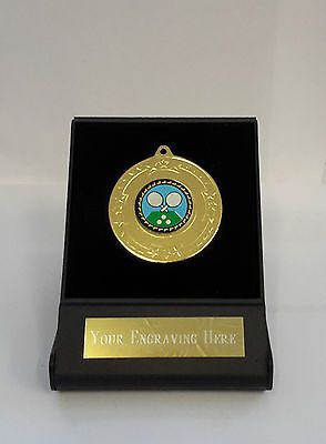 #Table #tennis medal in presentation box / free p&p / free #engraving,  View more on the LINK: http://www.zeppy.io/product/gb/2/331933057555/
