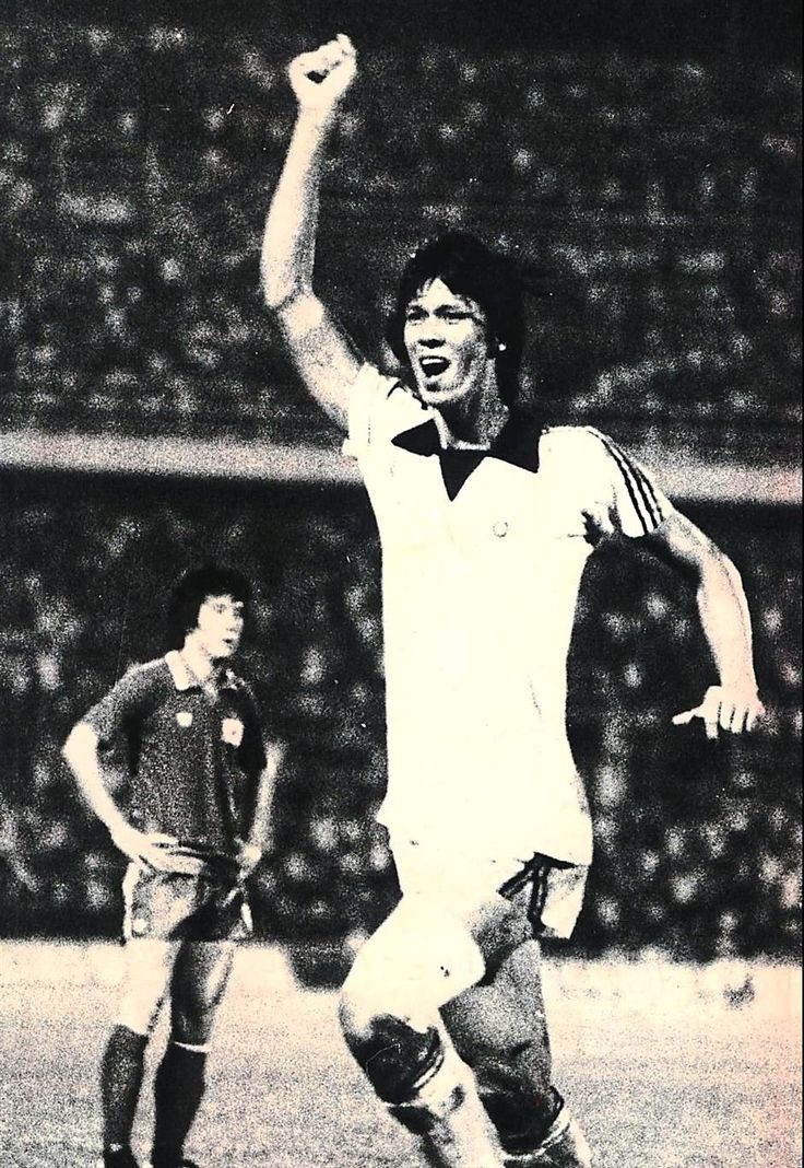 Sabah-born legend James Wong celebrates his winning goal against South Korea at Stadium Merdeka on April 6, 1980. His 87th minute strike was enough to see Malaysia winning the Group 3 Asian pre-Olympic qualifying tournament in Kuala Lumpur. The Malaysian national football team did not compete at the 1980 Moscow Olympic Games because the Malaysian government chose to boycott the Olympics to protest the Soviet invasion of Afghanistan in 1979.