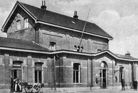 Oude treinstation, Sittard