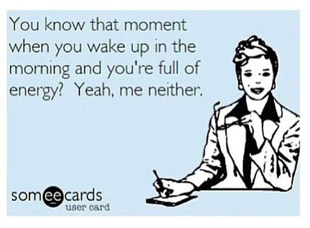 Marvelous Community Post: 15 Daily Struggles When Youu0027re Not A Morning Person