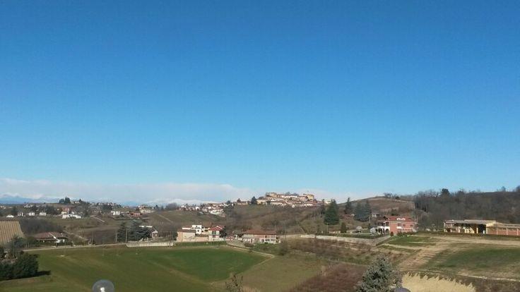 Castello di Montegrosso in Montegrosso d'Asti, Piemonte