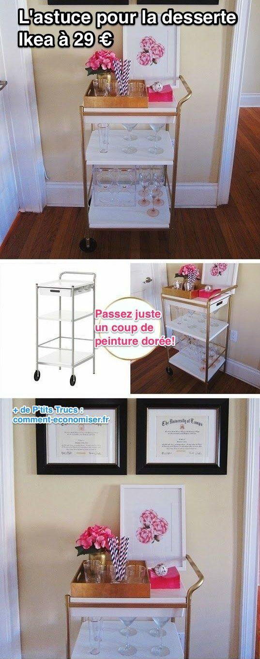 17 meilleures id es propos de tissu de peinture en a rosol sur pinterest - Peinture pour meuble ikea ...