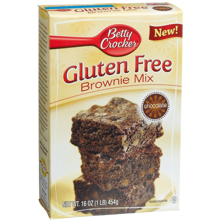 Betty Crocker gluten free brownies! Found these at Wal Mart! They taste amazing!