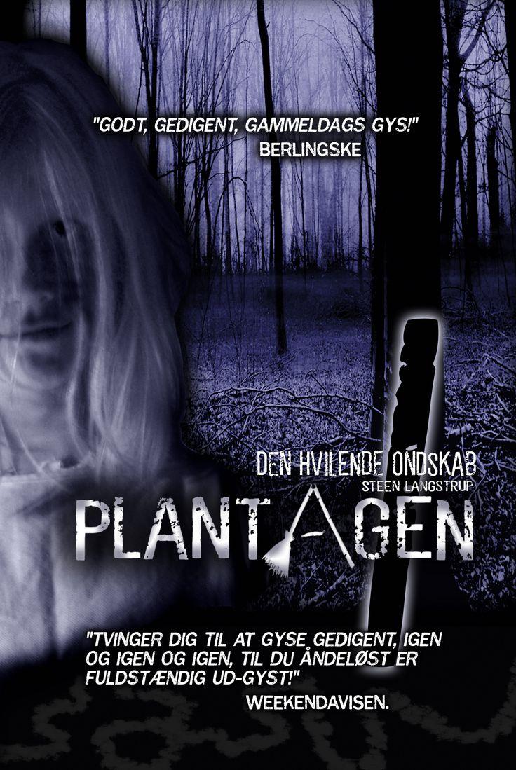 Plantagen 1 er lige blevet genudgivet i en fin ny udgave. Så nu er hele trilogien igen til at få på papir.