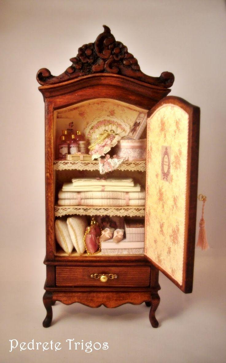 Miniature Dollhouse Bedroom Furniture 158 Best Images About Miniature Bedrooms On Pinterest Miniature