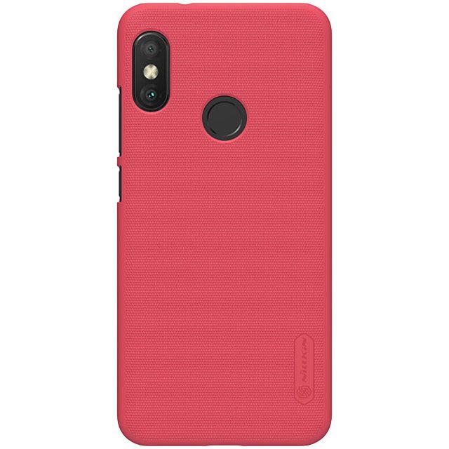 Nillkin Frosted Shield Case For Xiaomi Mi A2 Lite Redmi 6 Pro Nillkin Case Xiaomi