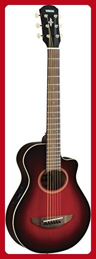 Yamaha APXT2 3/4-Size Acoustic-Electric Guitar with Gig Bag, Dark Red Burst - Fun stuff and gift ideas (*Amazon Partner-Link)