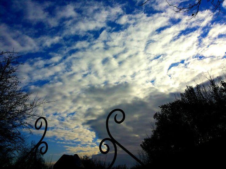 Il cielo sopra casa mia