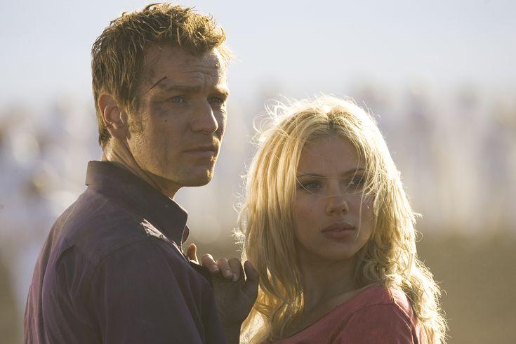 scarlett johansson the island  | Ewan McGregor , Scarlett Johansson în The Island (2005)