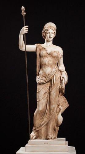 Hera Juno Greek Statue Women Marriage Goddess New Big Size 25 Inch | eBay